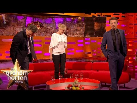 Is Graham's Couch Covered In Sperm? - The Graham Norton Show