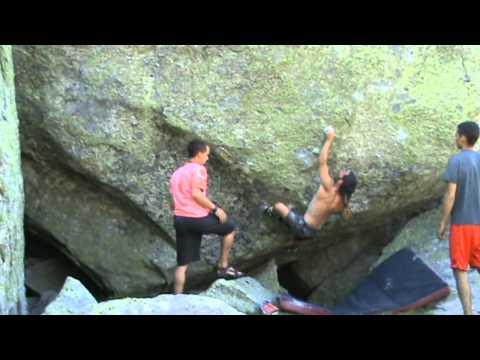 Summer Boulder Hoya Moros &