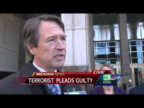 ISIS supporter from Acampo pleads guilty