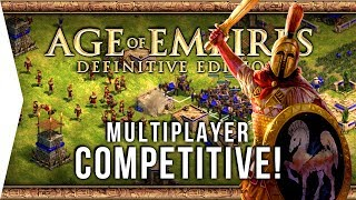 Competitive 1V1! ► Age of Empires: Definitive Edition - [Ranked ELO Multiplayer AoE Gameplay]