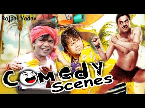 Rajpal Yadav Comedy Scenes - Bollywood Movies thumbnail