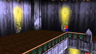 Mario 64 nivel 5 estrellas 4, 5 y 6
