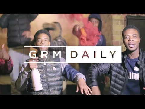 L'z x M'Loud - Trap Mash [Music Video] | GRM Daily