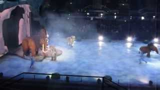 Holiday on Ice 2012 - Ice Age - LIVE in Bremen - 01