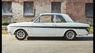 1967 Ford Lotus Cortina Mk2 - One Take