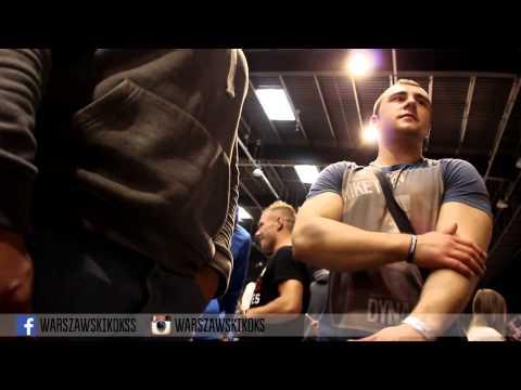 Relacja Debiuty 2015 (Fitexpo) Warszawski Koks 1/2