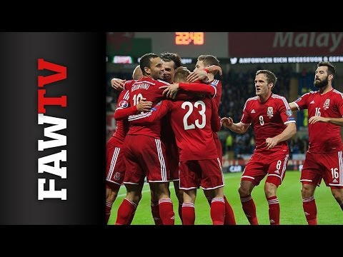 Wales v Cyprus Highlights (FULL HD)