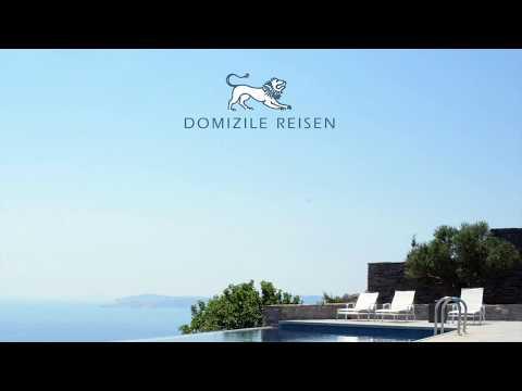 Domizile Reisen Fine-Rentals Villa Kea in Greece