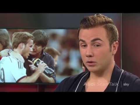 Audi Star Talk mit Mario Götze - die Sendung (ungekürzt)