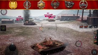 T-62A 1v3 Pools Medal + Mastery [WoT Blitz]