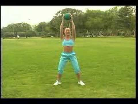 Medicine Ball Training by Personal Trainer Image 1
