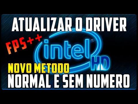 Como Atualizar o Driver Intel HD Graphics (Todas Versões) Intel HD do Fabricante Dell, Acer, HP, ETC