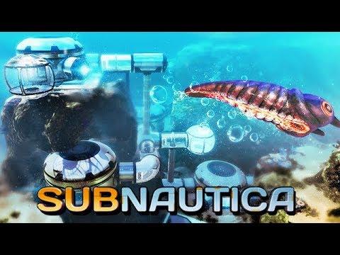 Subnautica Gameplay German #3-04 - Eine Unterwasserbasis zaubern