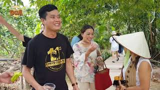 Khương Dừa chơi sang mua chiếc xe ngựa 70 triệu lên Sài Gòn đi làm?