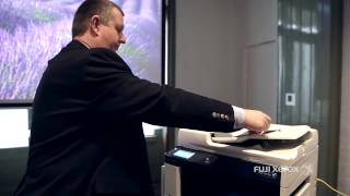 Fuji Xerox DocuCentre SC2020 Product Overview