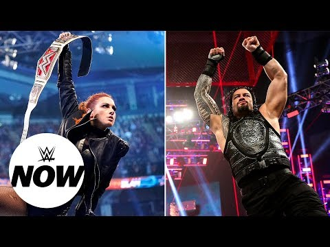 Full recap of Night 1 of 2019 WWE Draft: WWE Now