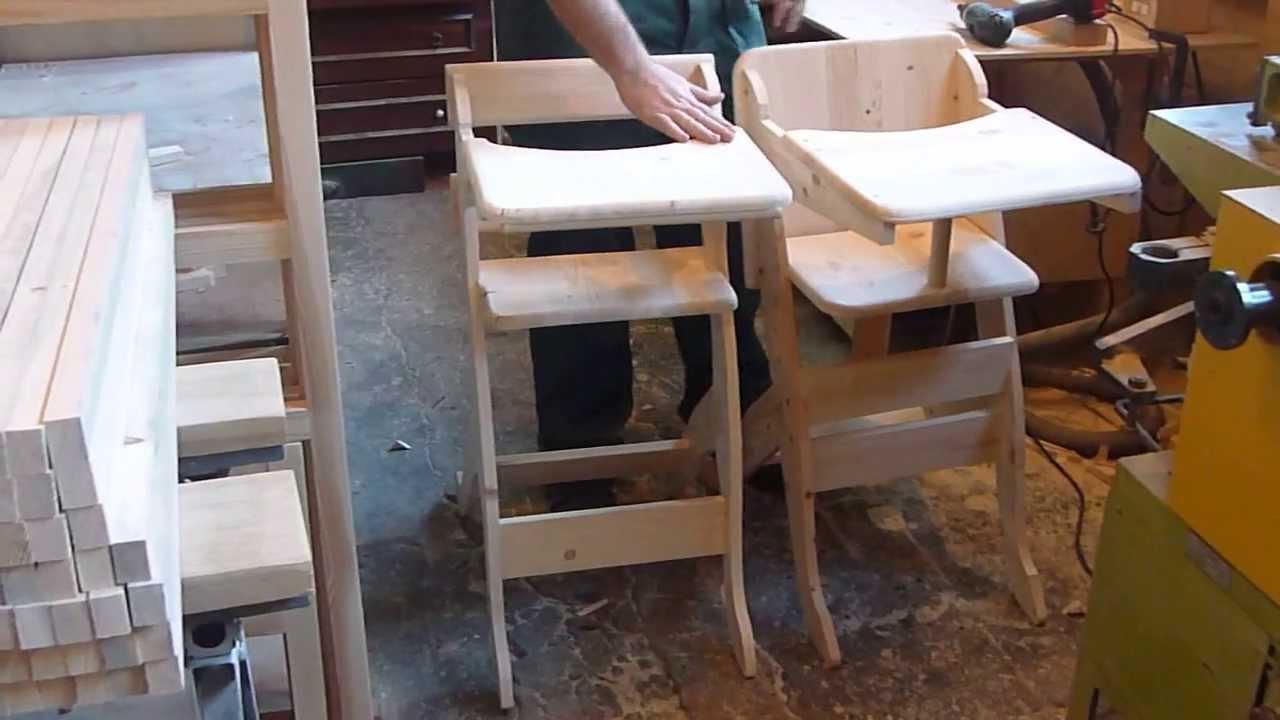 Столики для кормления сделать своими руками