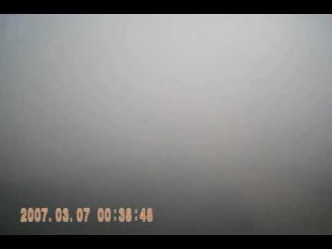 ДТП в тумане авария / Suddenly in the FOG. Сar accident caught on camera
