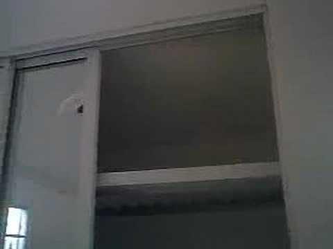 Closet en vidrio puertas y ventanas hnos nunez for Closet con puertas corredizas