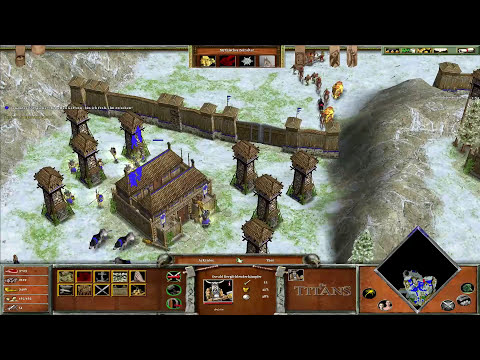 Let's Play Age of Mythology Mission 30 [German] - Noch ist nicht alles verloren