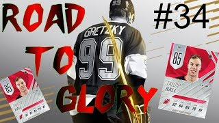 EVO Hall - ROAD TO GLORY EP 34 - NHL 19 Hockey Ultimate Team