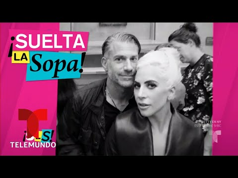 ¿Lady Gaga rompió con su prometido por Bradley Cooper?  Suelta La Sopa  Entretenimiento