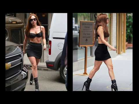 Lady Gaga's bulimia & weight gain 2014, my advice to her.