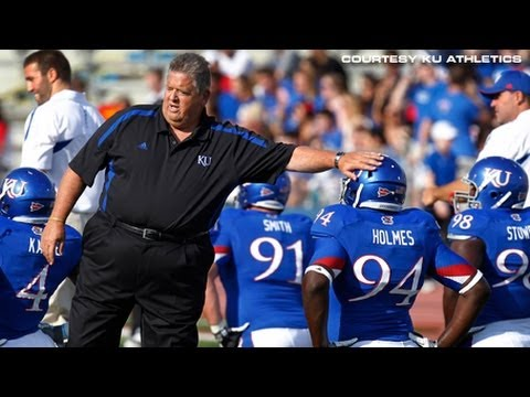 Charlie Weis Not Worried About Kansas in 2013 | Campus Insiders