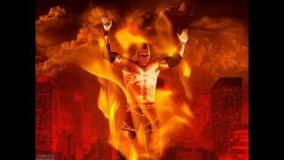 KANE Theme Song, 'Man On Fire' 1080p HD with Arena Effects + PYRO! :D with D/L