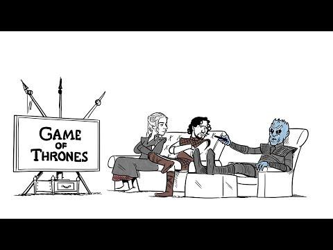 Game of Thrones Recap | Before season 8 (in 3 minutes)
