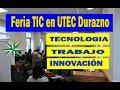 Feria TIC de Empleo en UTEC Durazno