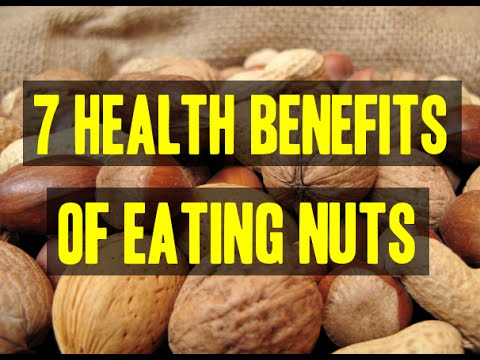 7 Health Benefits Of Eating Nuts(Almonds,  Walnuts, Cashews etc)