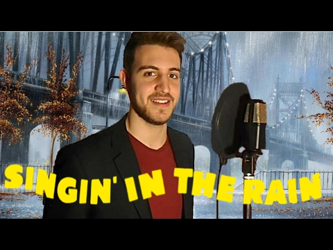 Gene Kelly - Singing In The Rain (Cover)