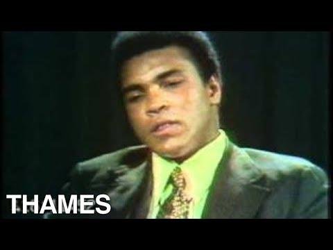 Muhammad Ali Interview - David Frost - Boxing
