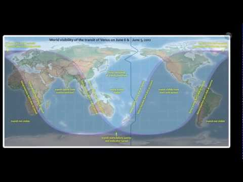 ScienceCasts: The 2012 Transit of Venus