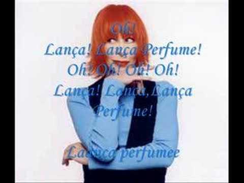Rita Lee - Lanca Perfume