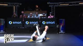 Kill vs. Flying Buddha | Break The Floor 2012