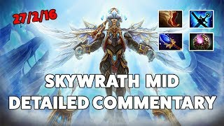 SKYWRATH MID - DETAILED COMMENTARY