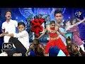 Dhee 10 | 27th September 2017| Full Episode | ETV Telugu