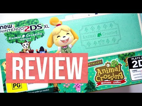 Animal Crossing: New Leaf 2DS XL Review
