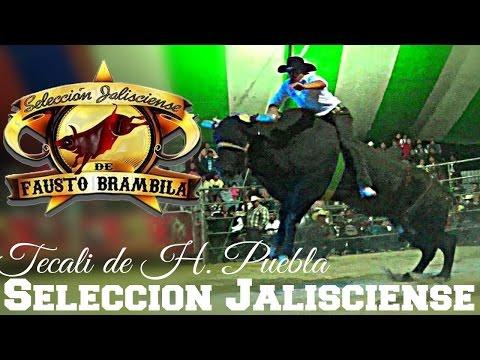 CAYERON LOS GRANDES Selección Jalisciense vs La no me se Rajar en Tecali de Herrera Puebla