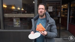 Barstool Pizza Review - Casa D'Amici (Morgantown,WV)