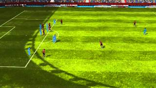 FIFA 14 Android - Electrick FC VS Flamengo