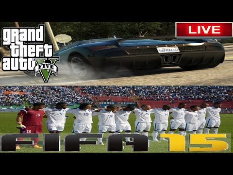 !!! Live!!! GTA V / Fifa 15 Pro Clubs  on Xboss One