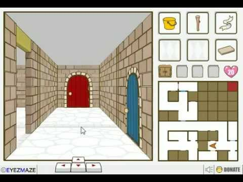 Grow maze walkthrough