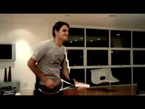Roger Federer Racket Guitar