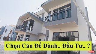 Bella Villa - Nhà Biệt Thự Song Lập Thô 8,5x15m Xây Dựng 2 Lầu..