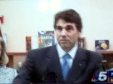 Texas Gov. Rick Perry tells gay Iraq war vets to move to another state if they want to marry