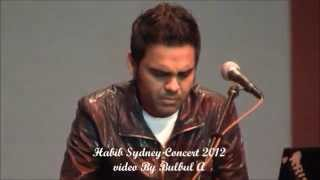 Din gelo Habib Wahid Sydney concert 2012 New live video Bangla gaan