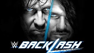 WWE Backlash 2016 9/11/16 – 11th September 2016  Full Show